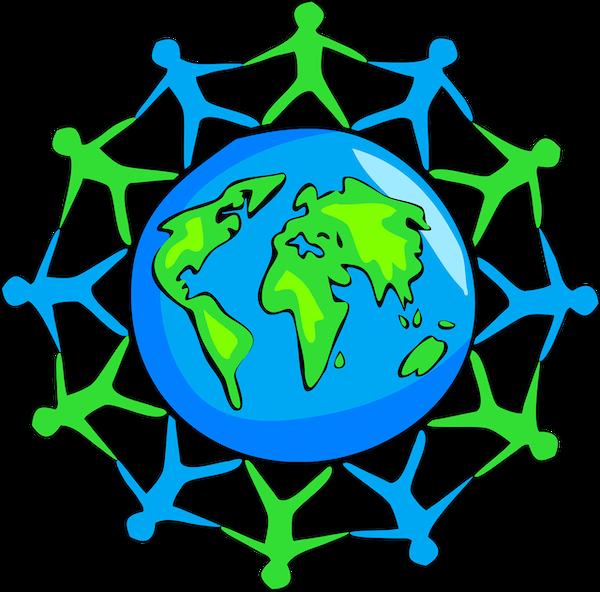 Информирование общественности Земля
