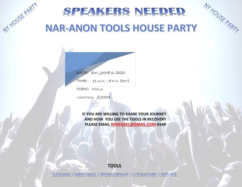 speakers needed