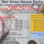 Домашняя вечеринка СГН. Двенадцать Традиций