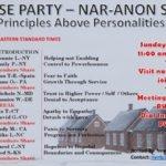 Домашняя вечеринка в стиле Нар-Анона